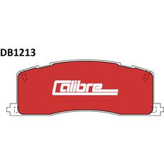Calibre Disc Brake Pads DB1213CAL, , scanz_hi-res