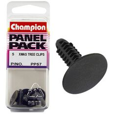 Champion Xmas Tree Clips - PP57, Panel Pack, , scanz_hi-res