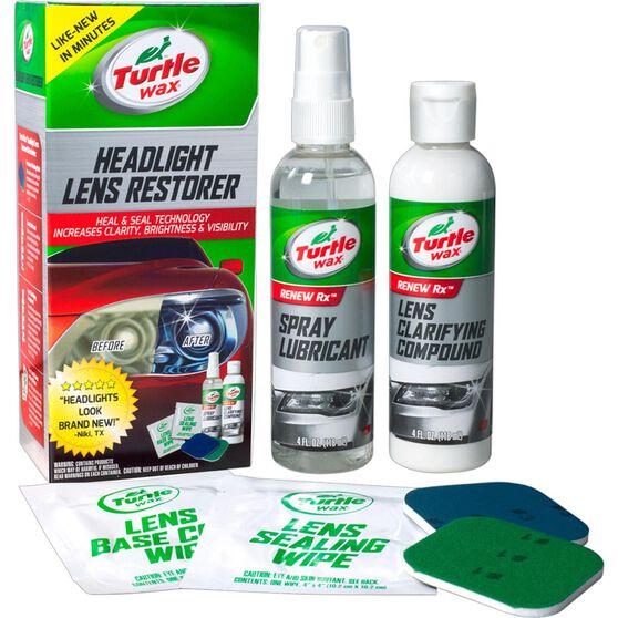 Turtle Wax Headlight Restorer Kit, , scanz_hi-res