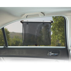 SCA Rolling Window Shade - Black, Single, , scanz_hi-res