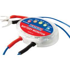 Matson 12V LED Battery Monitor, , scanz_hi-res