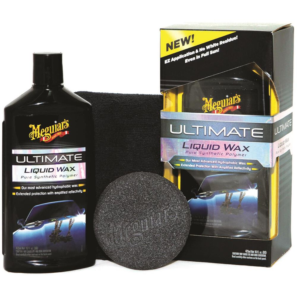 MT320 - Ultimate Meguiar's Dual Action Polisher Kit