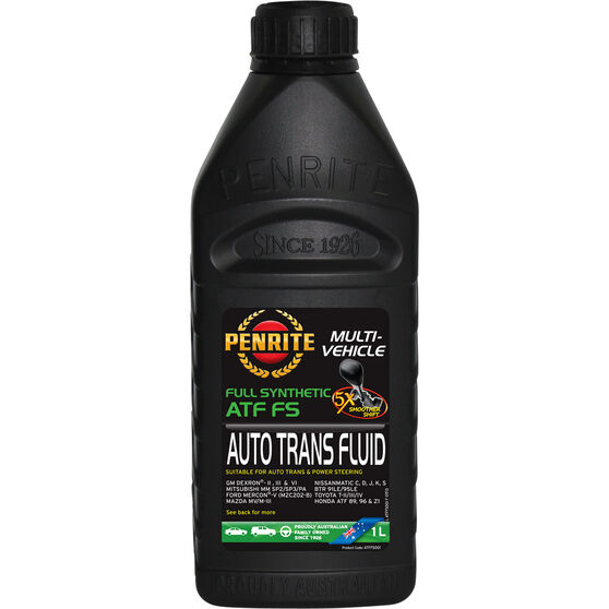 Penrite Automatic Transmission Fluid ATF FS 1 Litre, , scanz_hi-res