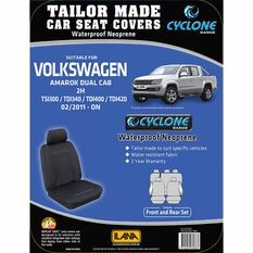 Ilana Cyclone Tailor Made Pack for VW Amarok 2H Dual Cab 02/11+, , scanz_hi-res