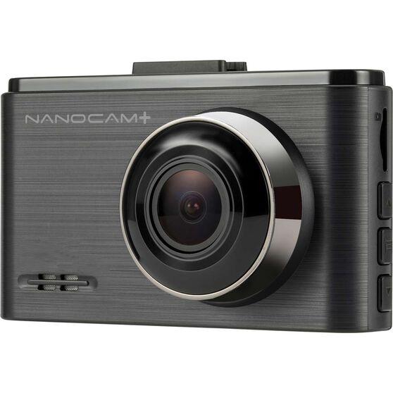 NanoCam Plus 1080P Dash Cam with Wifi & GPS - NCP-DVRGPSWIFI, , scanz_hi-res