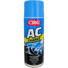 CRC AC Charge Refrigerant R134a Air Conditioner Refill 400g, , scanz_hi-res