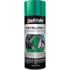 Metalcast Aerosol Paint - Enamel, Green Anodised, 311g, , scanz_hi-res