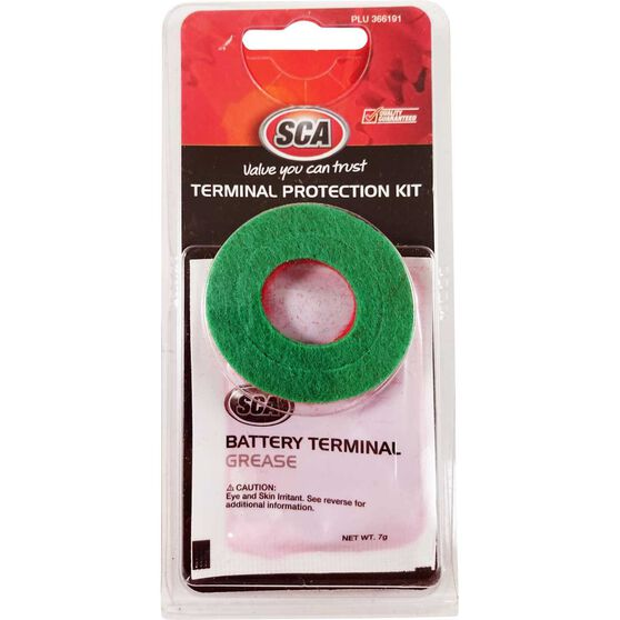 SCA Battery Terminal Protection Kit, , scanz_hi-res
