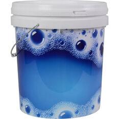 Designer Pail Bucket 'Bubbles' - 15L, , scanz_hi-res