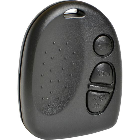 MAP Key Remote Button and Shell Replacement - Suits Holden Commodore VS-VZ,  3 Button, KF203, , scanz_hi-res