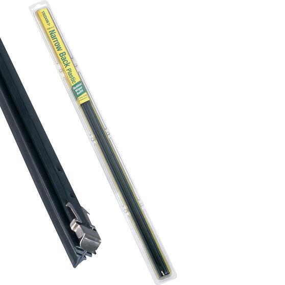 Tridon Wiper Refills - Plastic Narrow Back, Suits 6.5mm, 2 Pack, , scanz_hi-res
