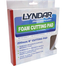 Lyndar Foam Cutting Pad 200mm, , scanz_hi-res