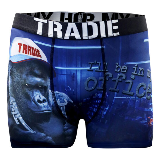 Tradie Mens Office Trunks, Office, scanz_hi-res