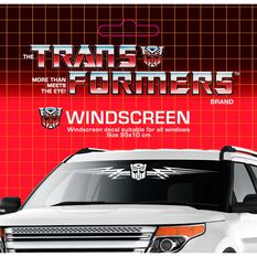 Sticker - Autobots Windscreen, Vinyl, , scanz_hi-res