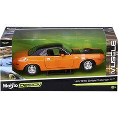 Die Cast, Dodge Challenger - 1:24 scale model, , scanz_hi-res