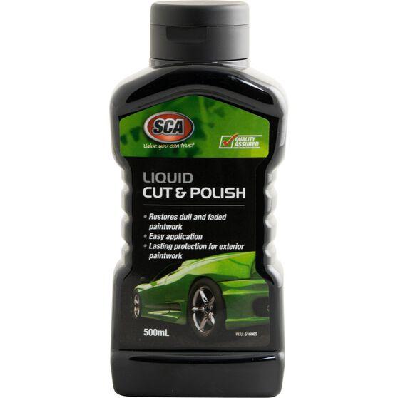 SCA Liquid Cut and Polish - 500mL, , scanz_hi-res