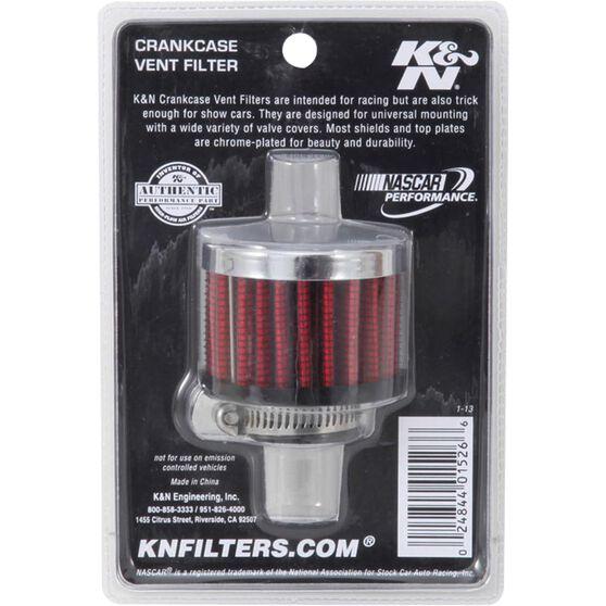 K&N Crankcase Vent Filter - KN 62-1360, , scanz_hi-res