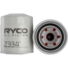 Ryco Oil Filter - Z334, , scanz_hi-res