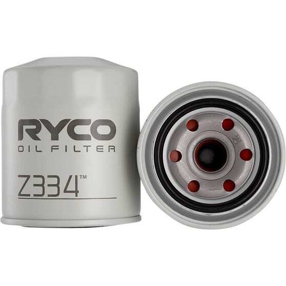 Ryco Oil Filter - Z334, , scanz_hi-res