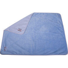 Cabin Crew Kids Travel Blanket - Blue & Grey, , scanz_hi-res