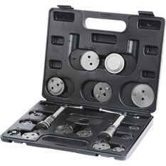 ToolPRO Brake Piston Wind Back Tool Kit - 18 Piece, , scanz_hi-res