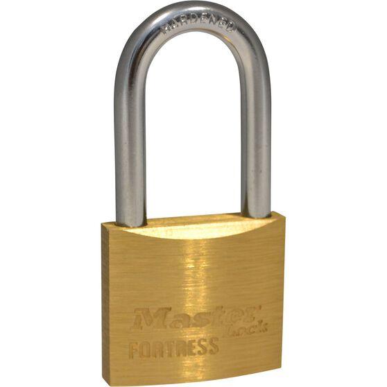 Masterlock Fortress Padlock Long Shank 40mm, , scanz_hi-res