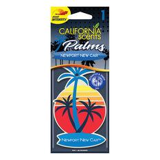 California Scents Palms Air Freshener New Car, , scanz_hi-res