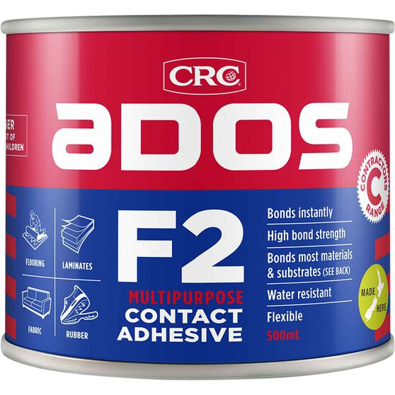 ADOS Contact Adhesive - F2 Multipurpose, 500ml, , scanz_hi-res