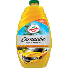 Turtle Wax Carnauba Wash & Wax - 1.42 Litre, , scanz_hi-res