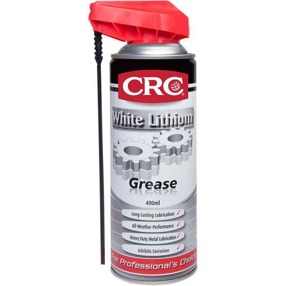 CRC White Lithium Grease - 300g, , scanz_hi-res