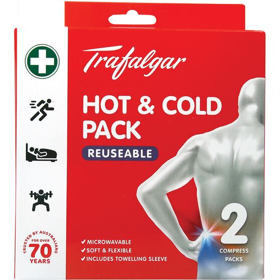 Trafalgar Hot & Cold Pack Resuable 2 Pack, , scanz_hi-res