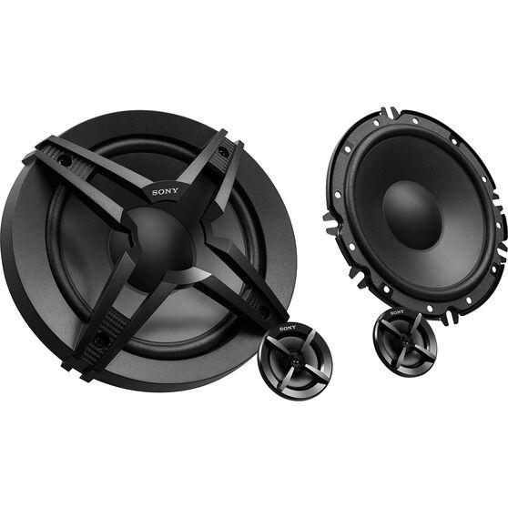 Sony 6.5 Inch Component Speaker Set - XS-FB1621C, , scanz_hi-res