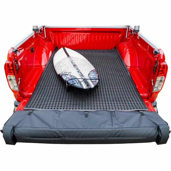 Ute Tray Mat - Rubber, Black, 1200 x 1830mm, , scanz_hi-res