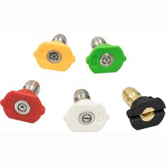 ToolPRO Pressure Washer Replacement Nozzles - 5 Pack, , scanz_hi-res