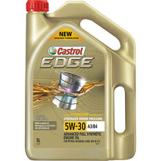 Castrol EDGE Engine Oil 5W-30 5 Litre, , scanz_hi-res