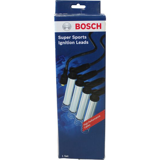 Bosch Super Sports Ignition Lead Kit - B4124I, , scanz_hi-res