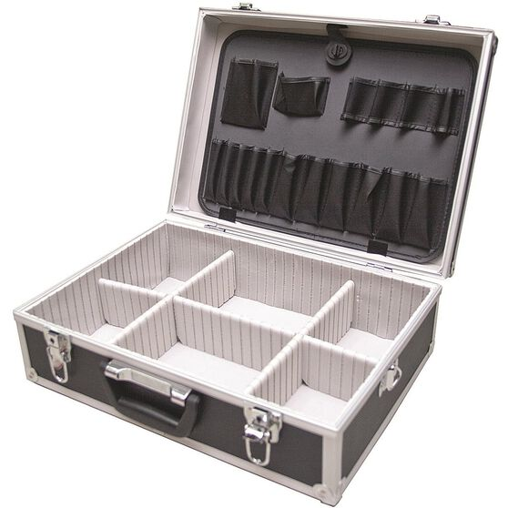 SCA Tool Case - Aluminium, Black, , scanz_hi-res
