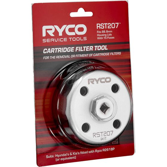 Ryco Oil Filter Cup Wrench RST207, , scanz_hi-res