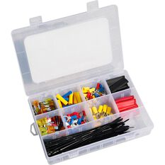 Electrical Kit - Assorted, Cable Accessories, 212 Piece, , scanz_hi-res
