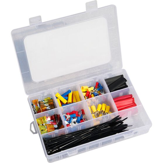 SCA Electrical Kit - Assorted, 212 Piece, , scanz_hi-res