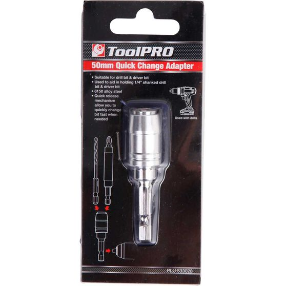 ToolPRO Quick Change Adapter 50mm, , scanz_hi-res
