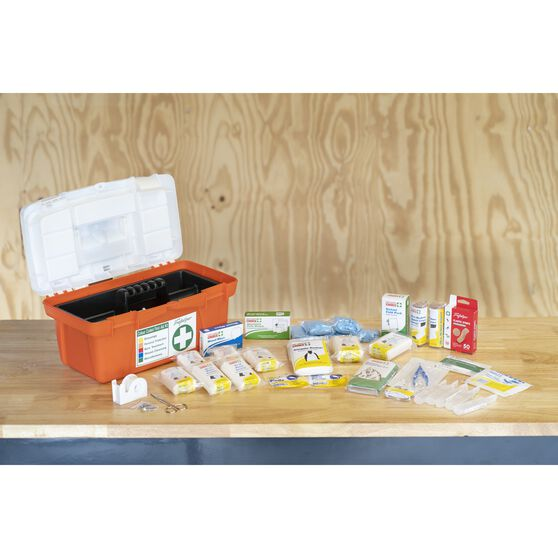 Workplace Hard Case First Aid Kit, , scanz_hi-res