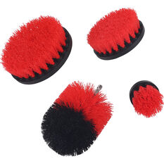 SCA 4PC DRILL BRUSH SET, , scanz_hi-res