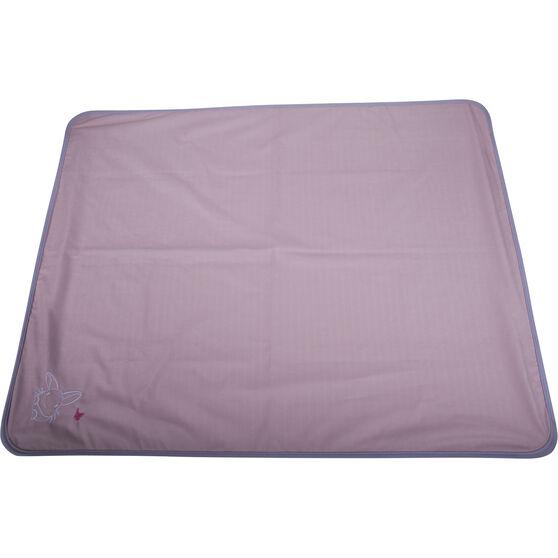 Cabin Crew Kids Travel Blanket - Pink & Grey, , scanz_hi-res