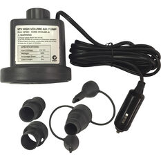 12 Volt High Volume Inflator/Deflator Pump, , scanz_hi-res