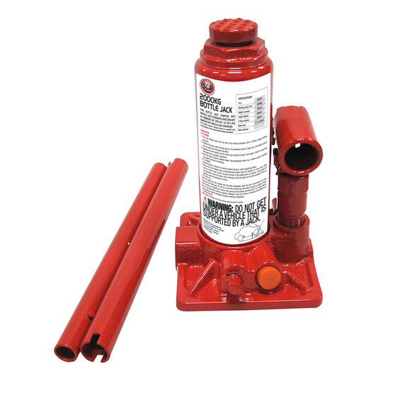 Hydraulic Bottle Jack - 2000kg, , scanz_hi-res