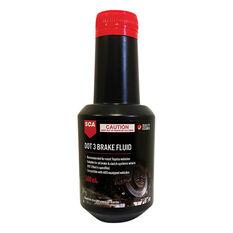 SCA Brake Fluid DOT 3 500mL, , scanz_hi-res