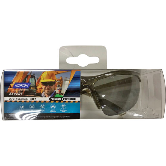 Norton Safety Glasses - Smoke, , scanz_hi-res