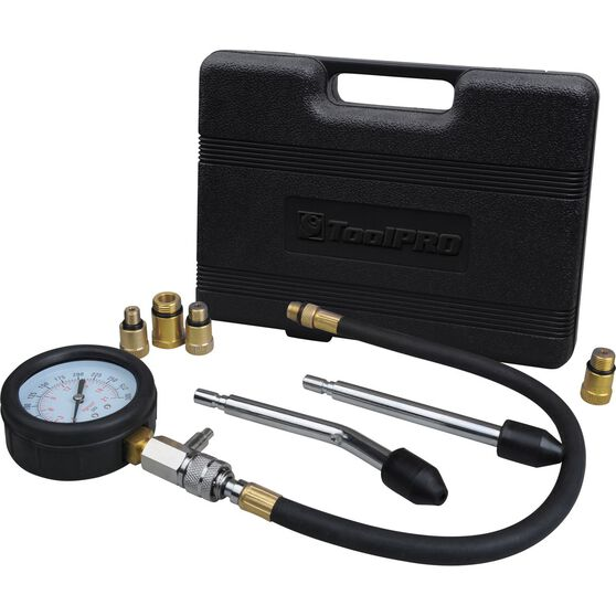 ToolPRO Compression Tester Kit  - 8 Piece, , scanz_hi-res