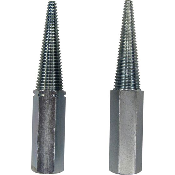 ToolPRO Bench Grinder Tapered Spindles - 2 Piece, , scanz_hi-res